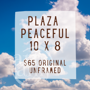 Plaza Peaceful
