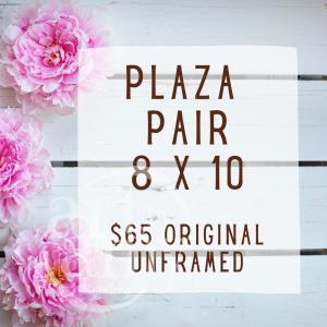 Plaza Pair CoffeeART painting price